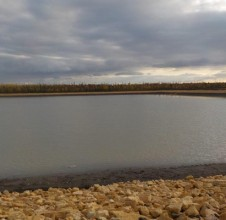 Dauphin River First Nation Facultative Lagoon